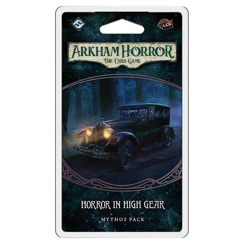 AHLCG-Horror in High Gear