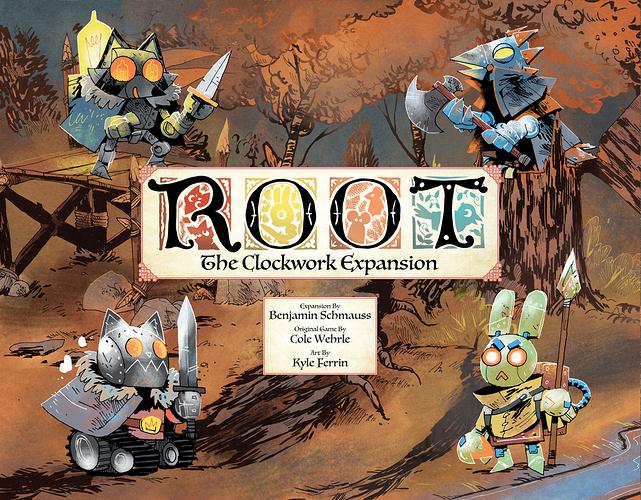 RootClockwork