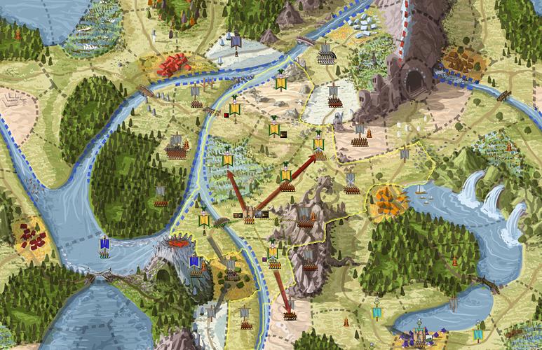 Turn 8 map