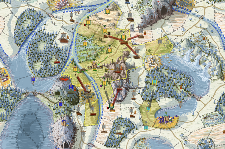 Turn 9 map