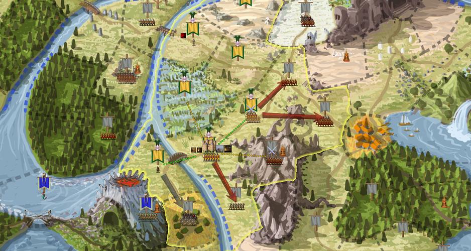 Turn 7 Map