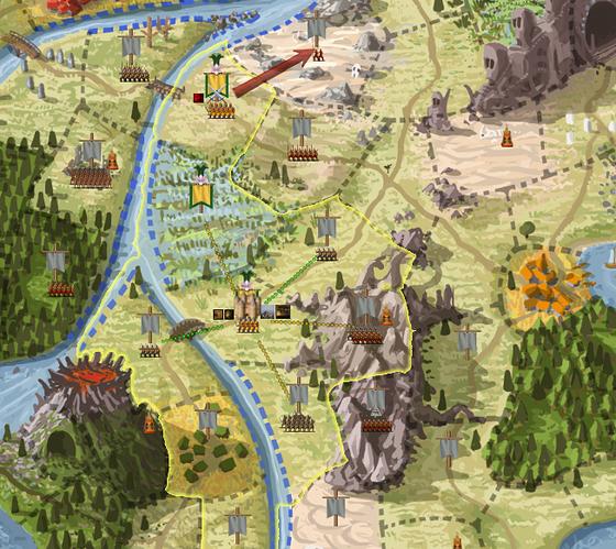 Turn 4 - map