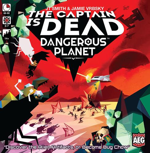 CaptainIsDeadDangerousPlanet