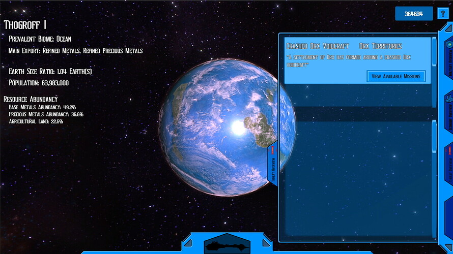 Threat System Preview