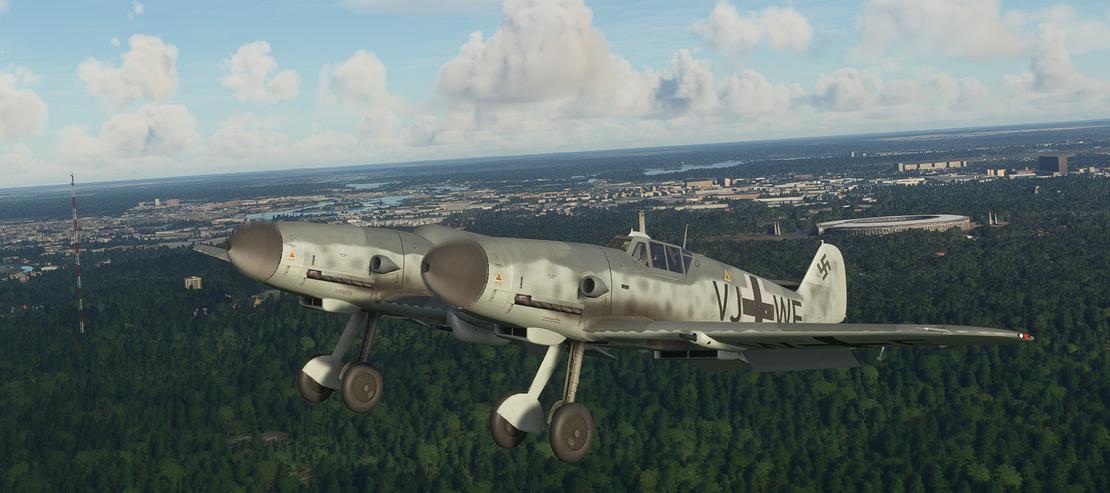 bf-109z-1