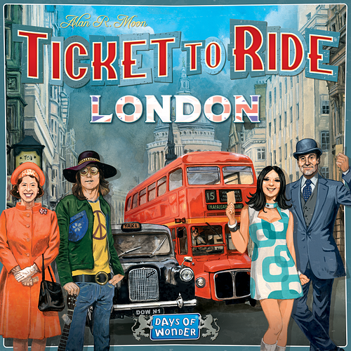 TTR-London