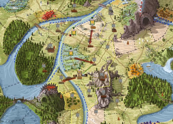 Turn 5 map