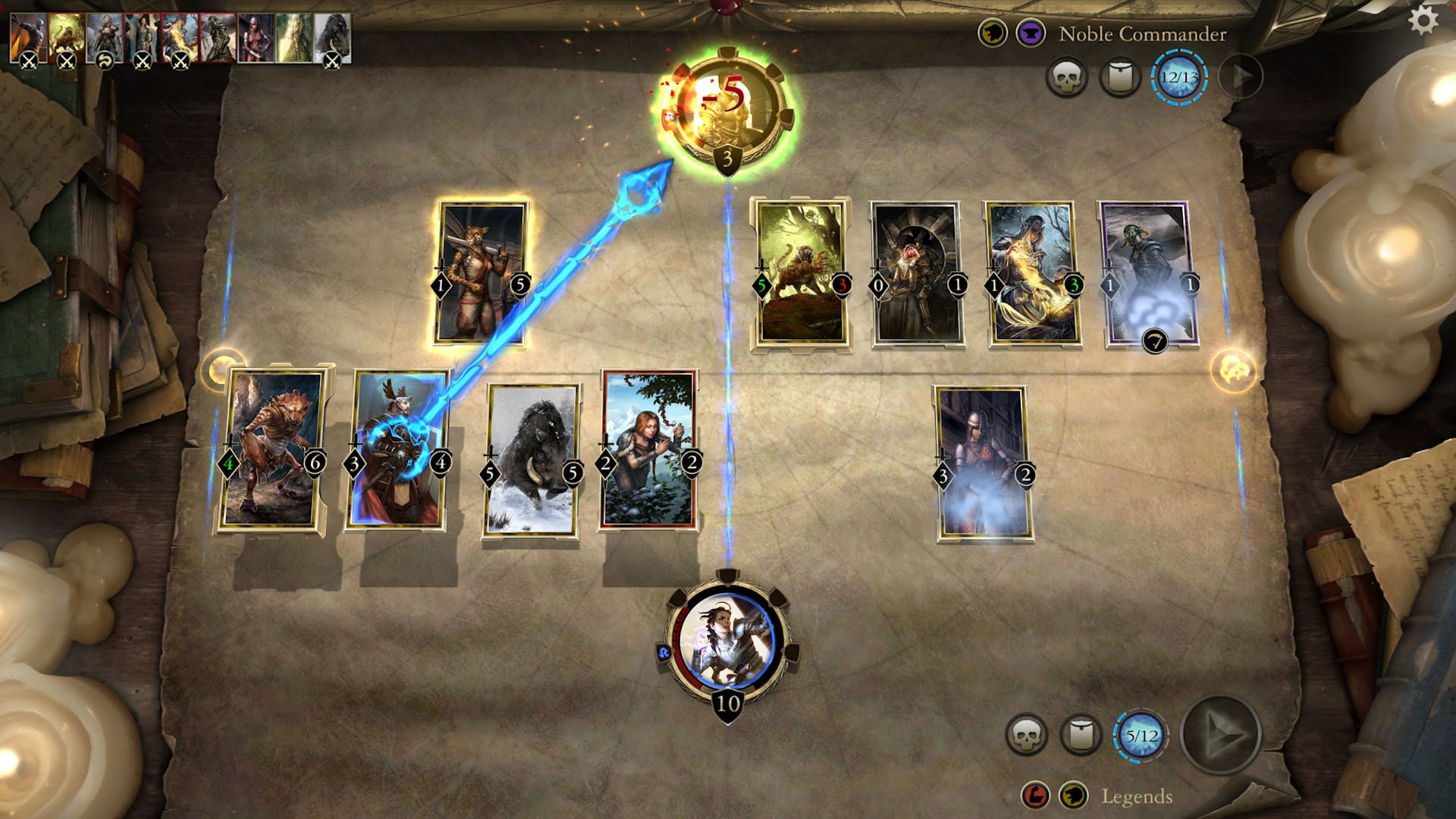Elder Scrolls Legends: Bethesda's F2P Digital CCG - Games - Quarter