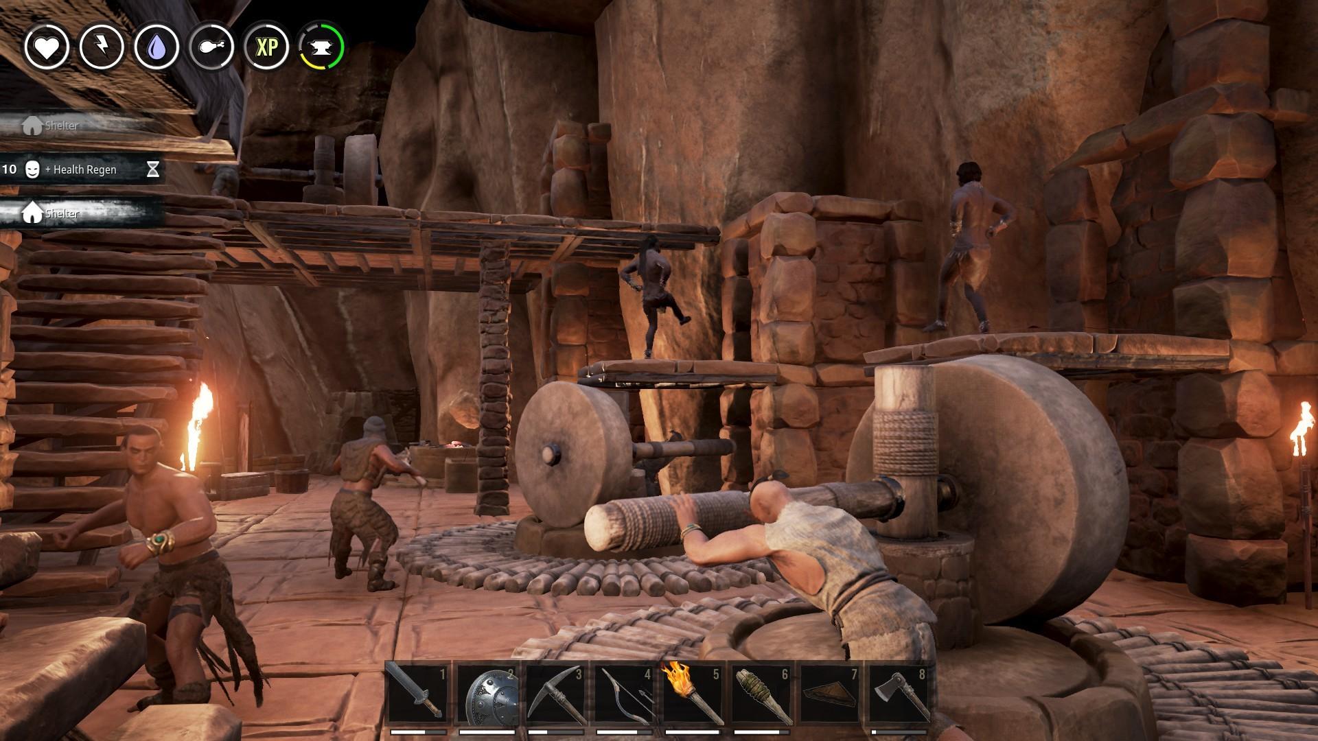 Conan Exiles - Funcom, open-world survival - Games - Quarter