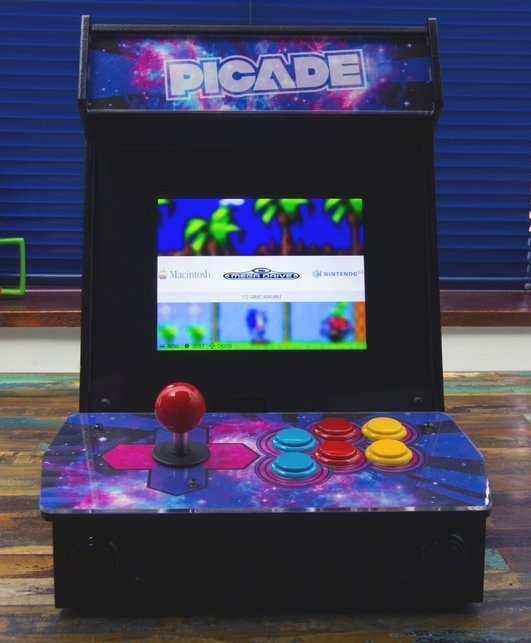 Is it a golden age for classic arcade / console emulation