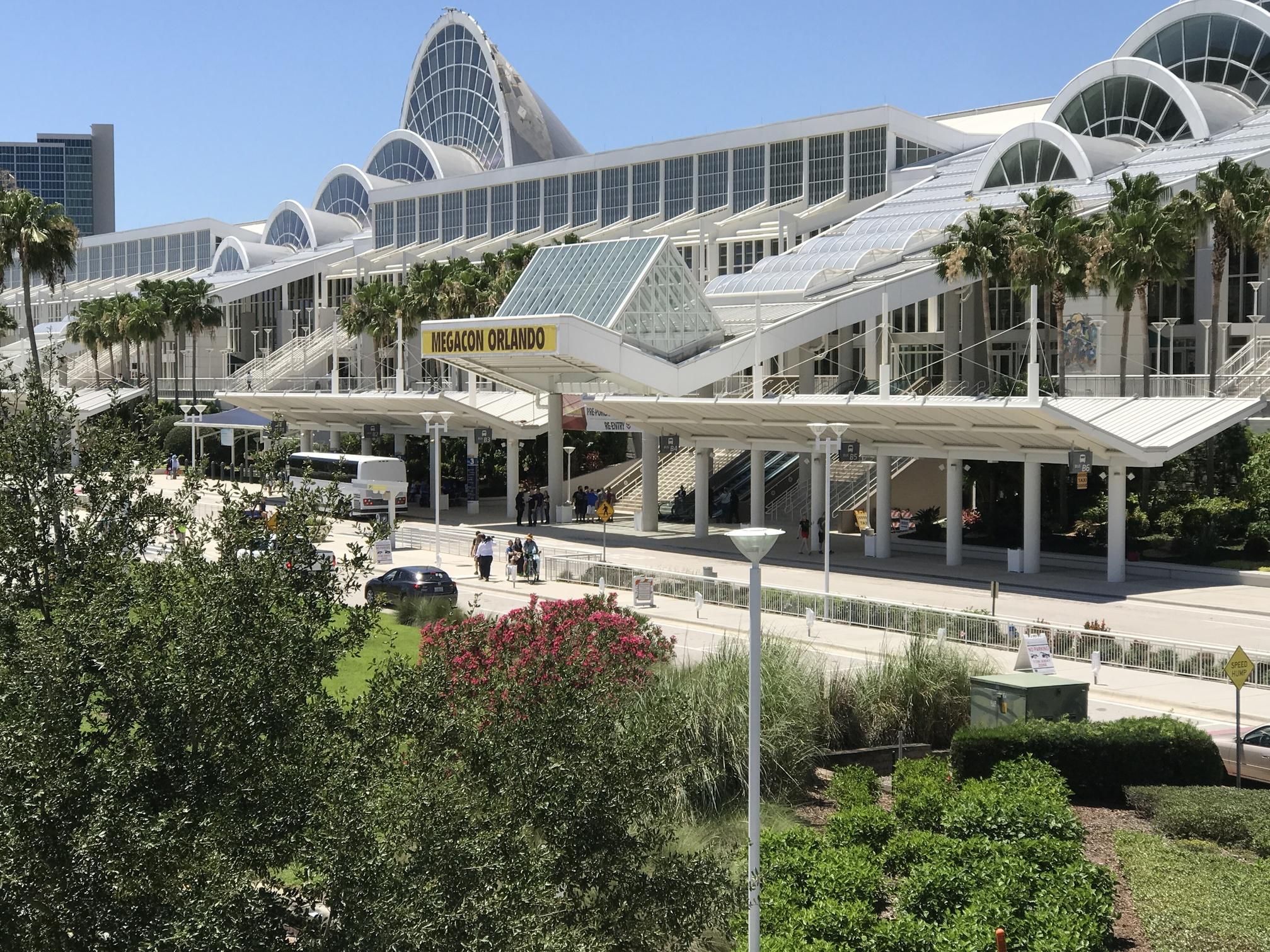 MegaCon Orlando Convention Center