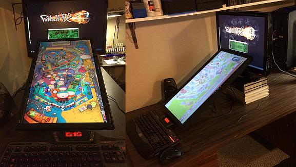 Visual Pinball - Taken beyond the realm of sensible - Games
