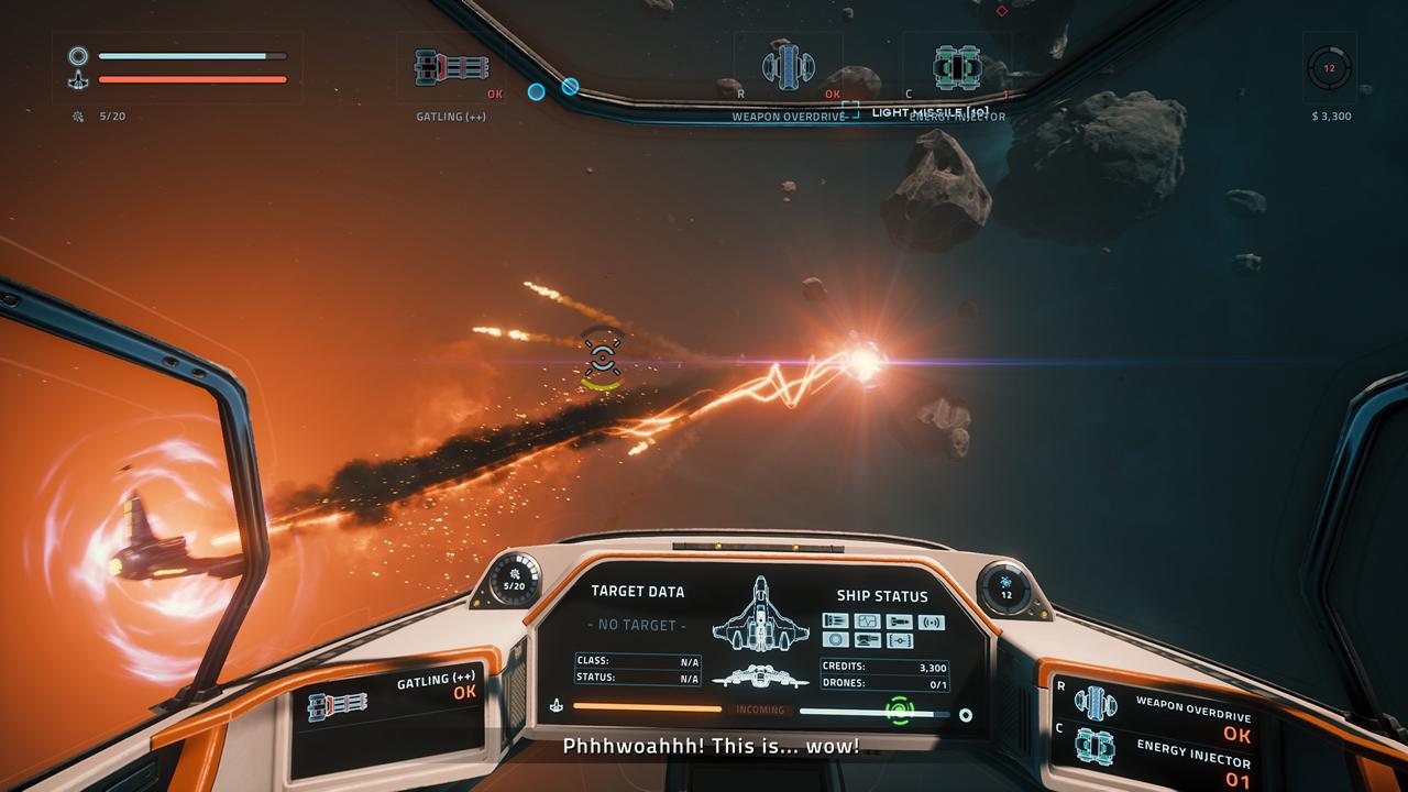 Everspace - Rogue-lite space combat meets Unreal 4 - Games - Quarter