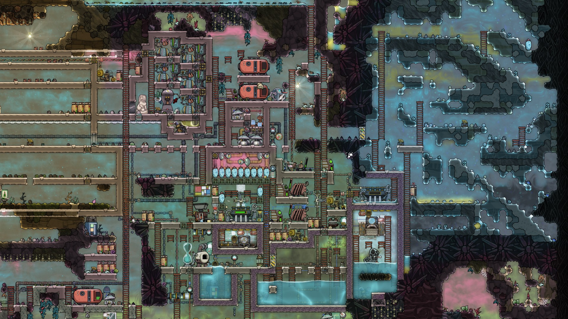 Oxygen Not Included: Klei space colony sim - Games - Quarter