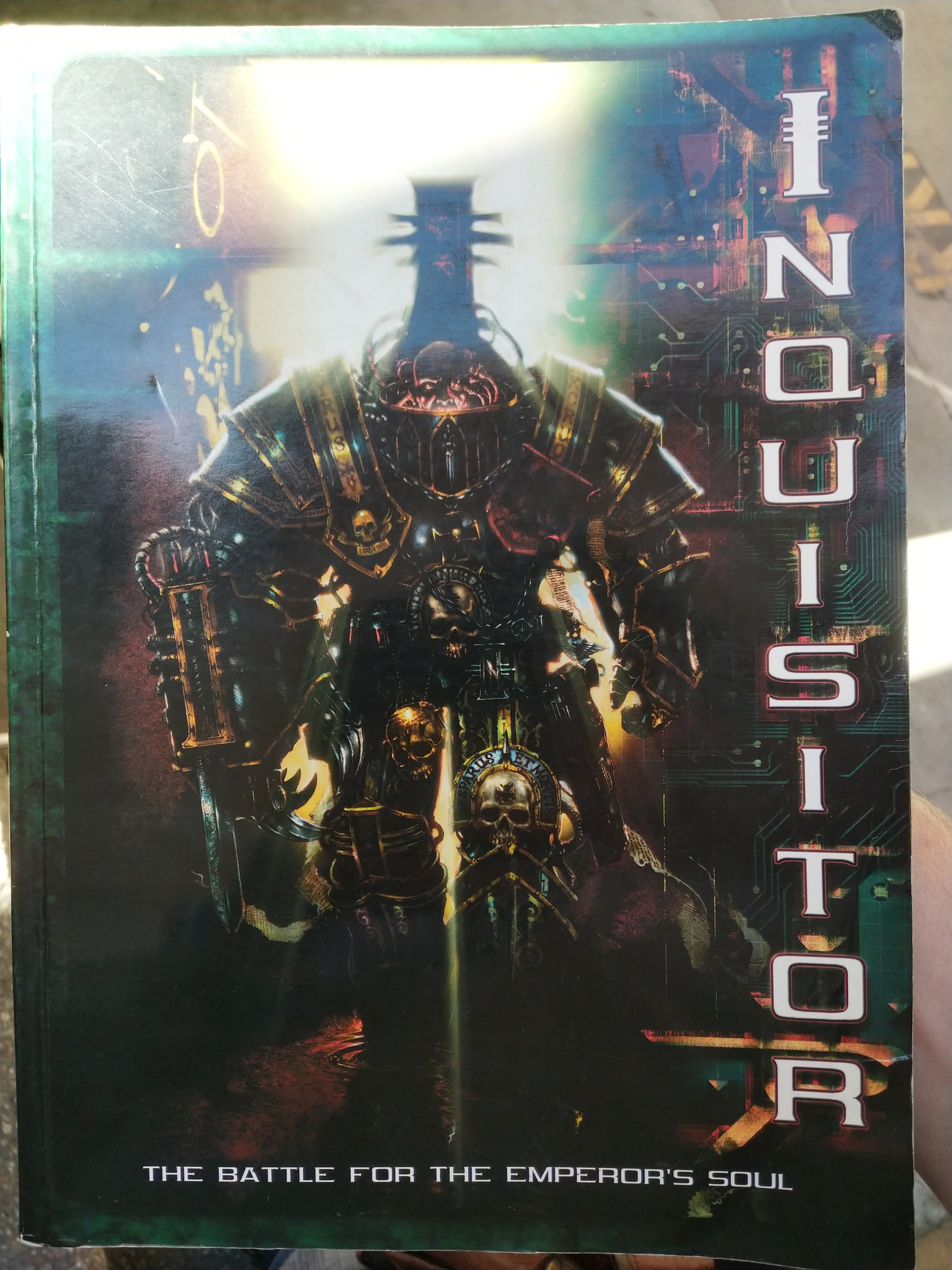 Warhammer 40K: Inquisitor - Martyr - Games - Quarter To