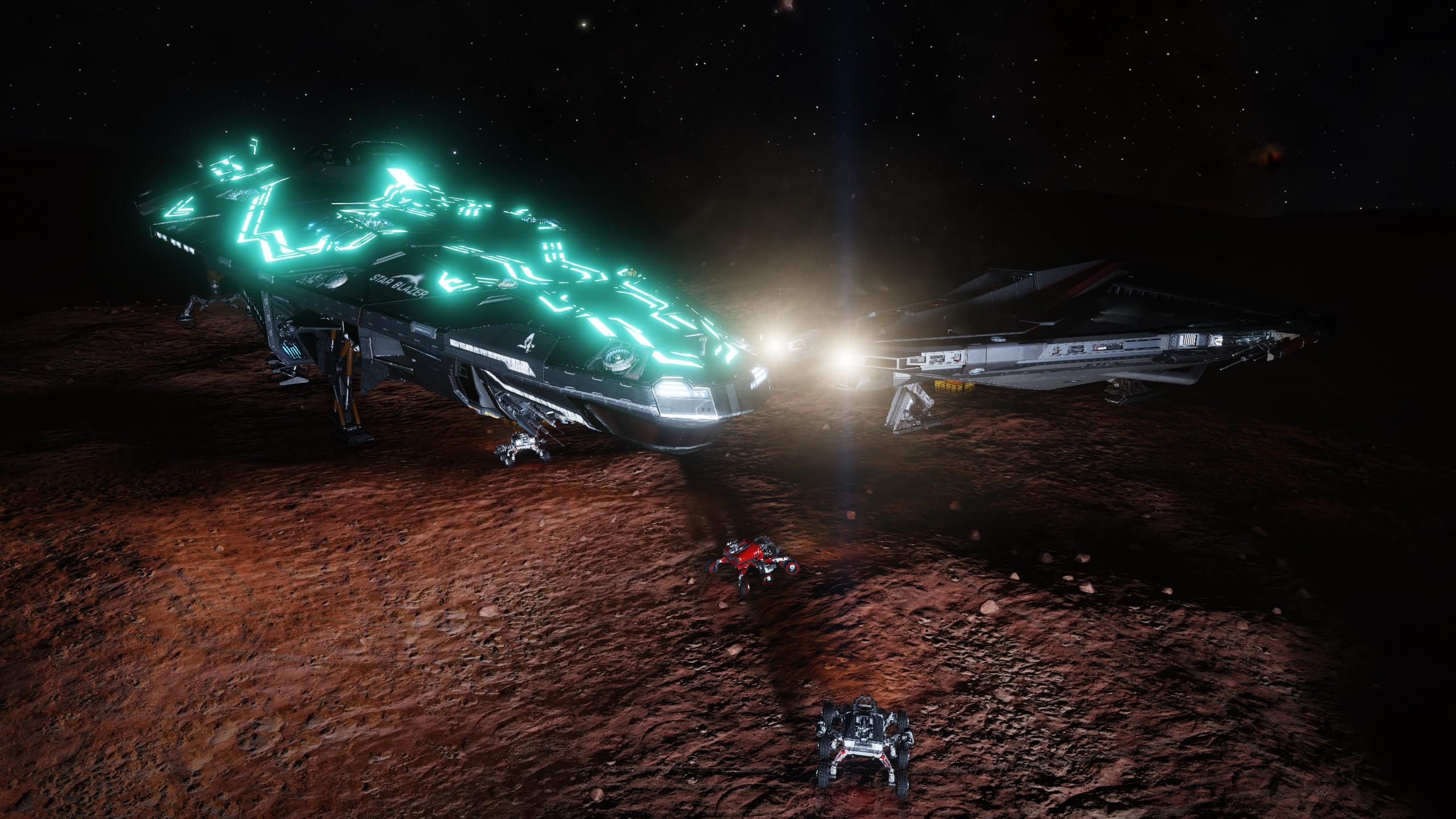 Elite: Dangerous Kickstarter Launched - Games - Quarter To