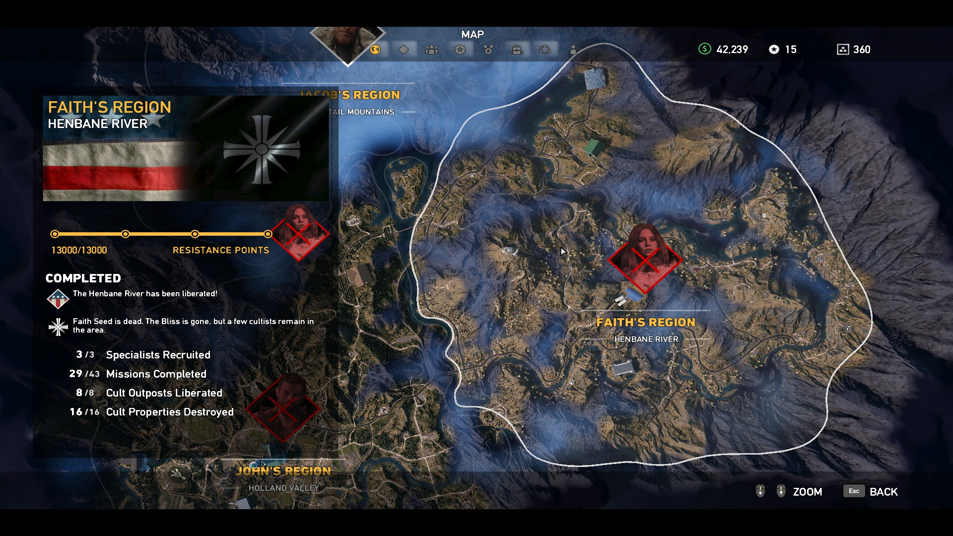 Far Cry 5 Hope Springs Eternal Games Quarter To Three Forums