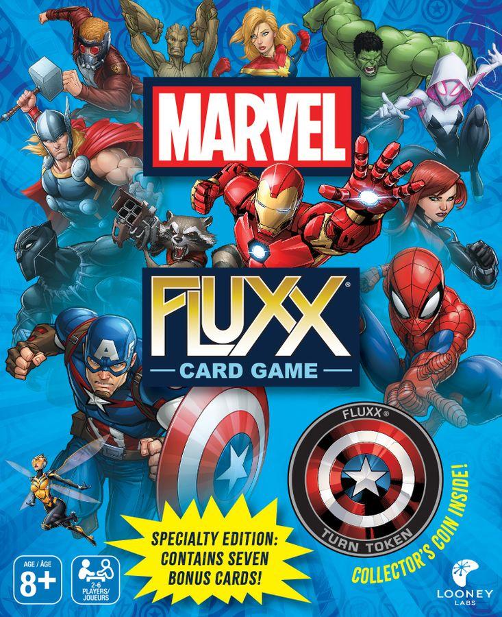 MarvelFluxx