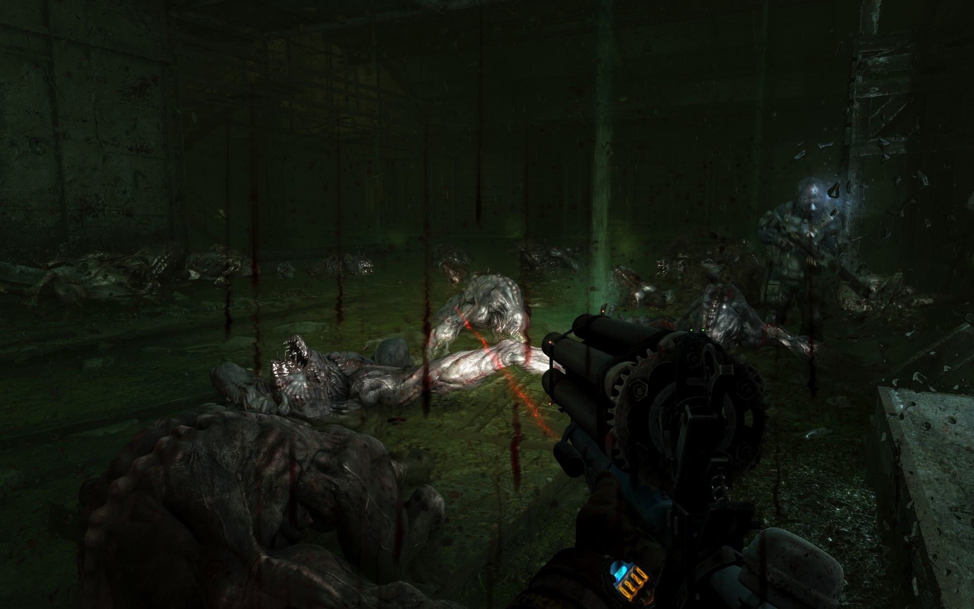 Metro 2033 - is it Stalker: Shadows of the Subway or Hellgate