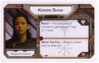 kendra shaw