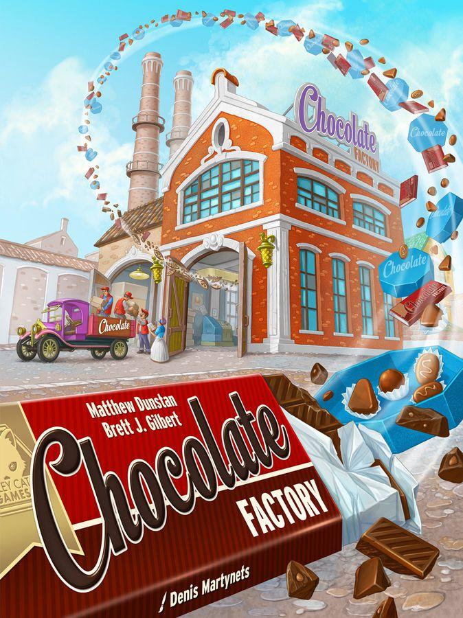 ChocolateFactory