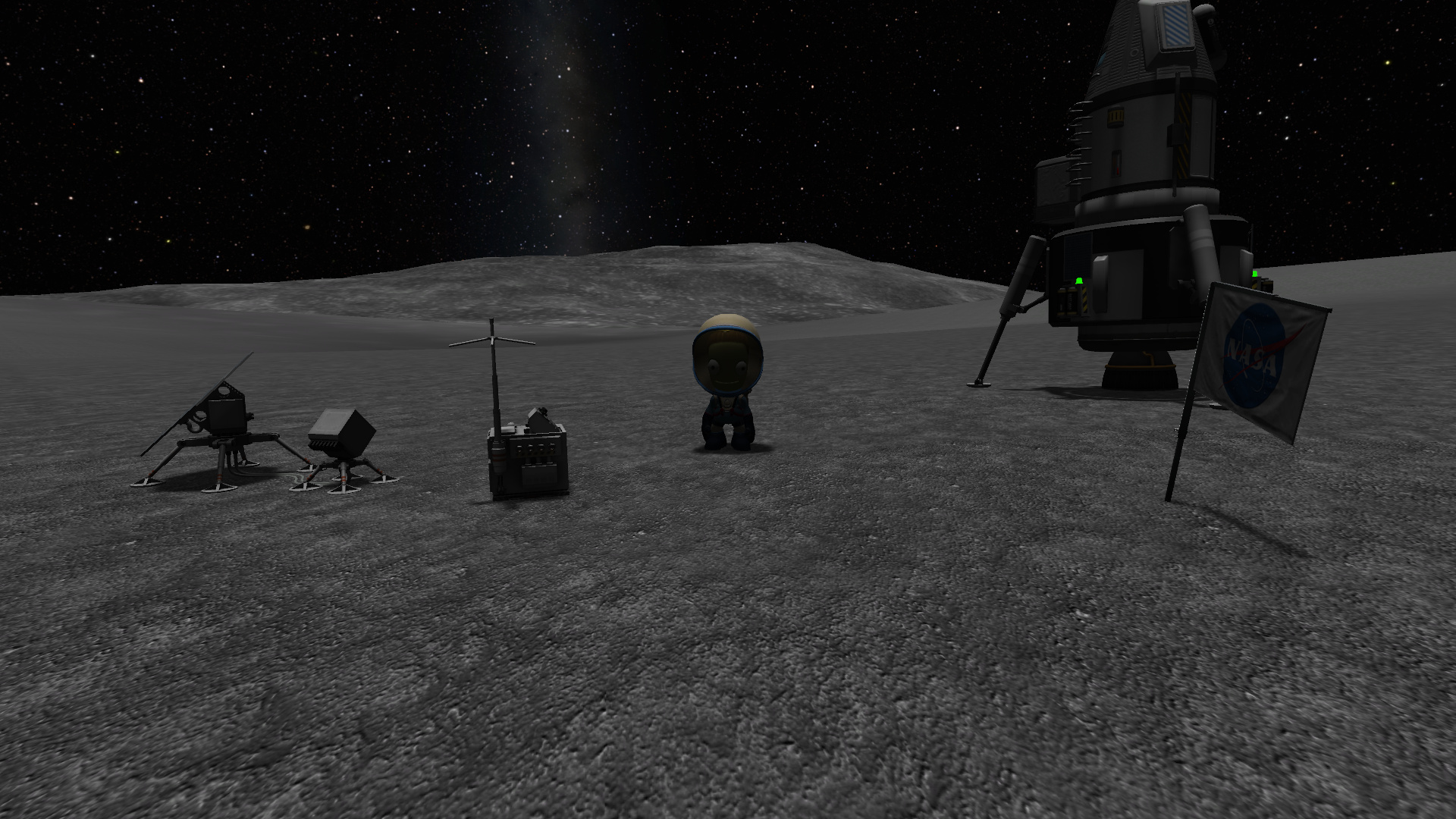Picture of: Kerbal Space Program Games Quarter To Three Forums