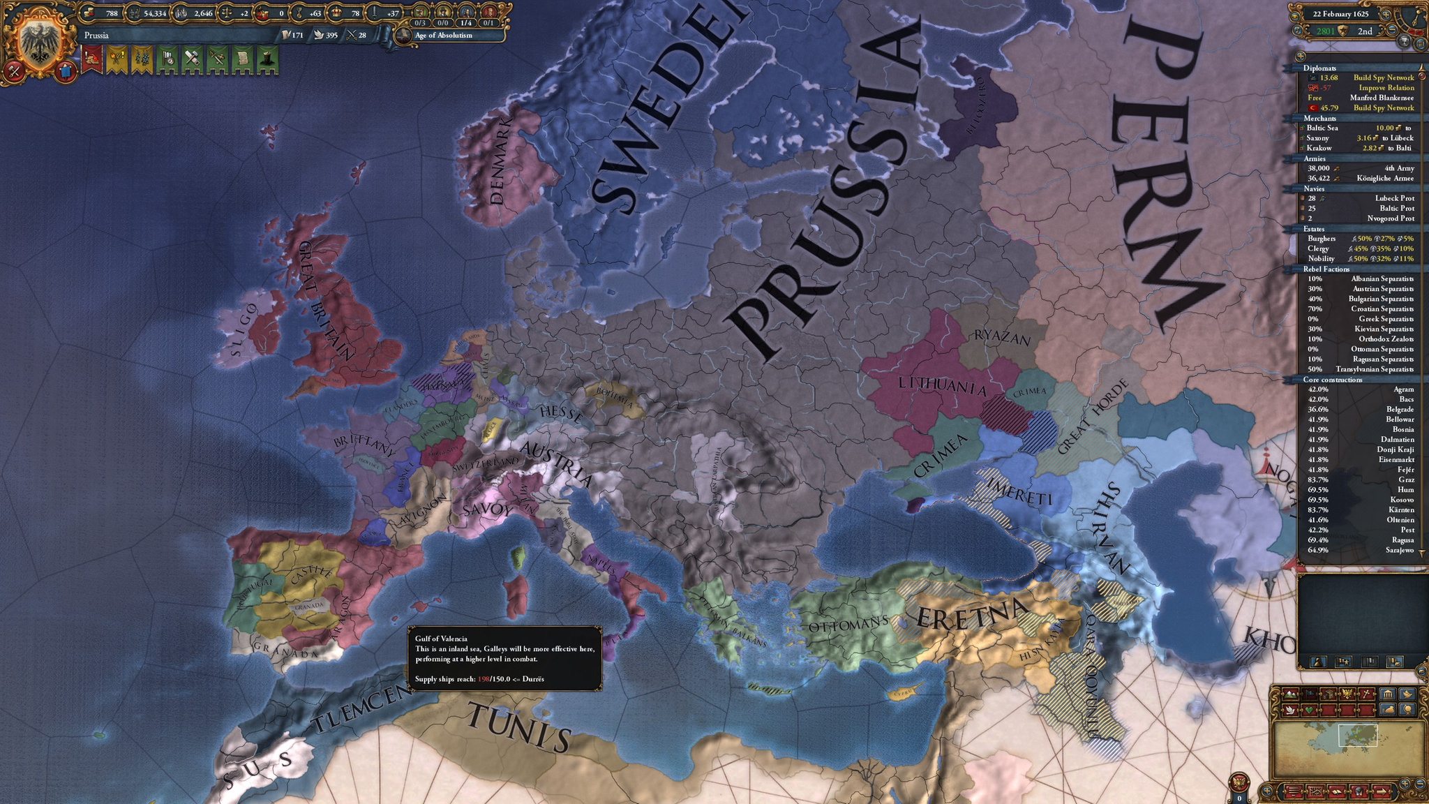 Europa Universalis 4 - Games - Quarter To Three Forums