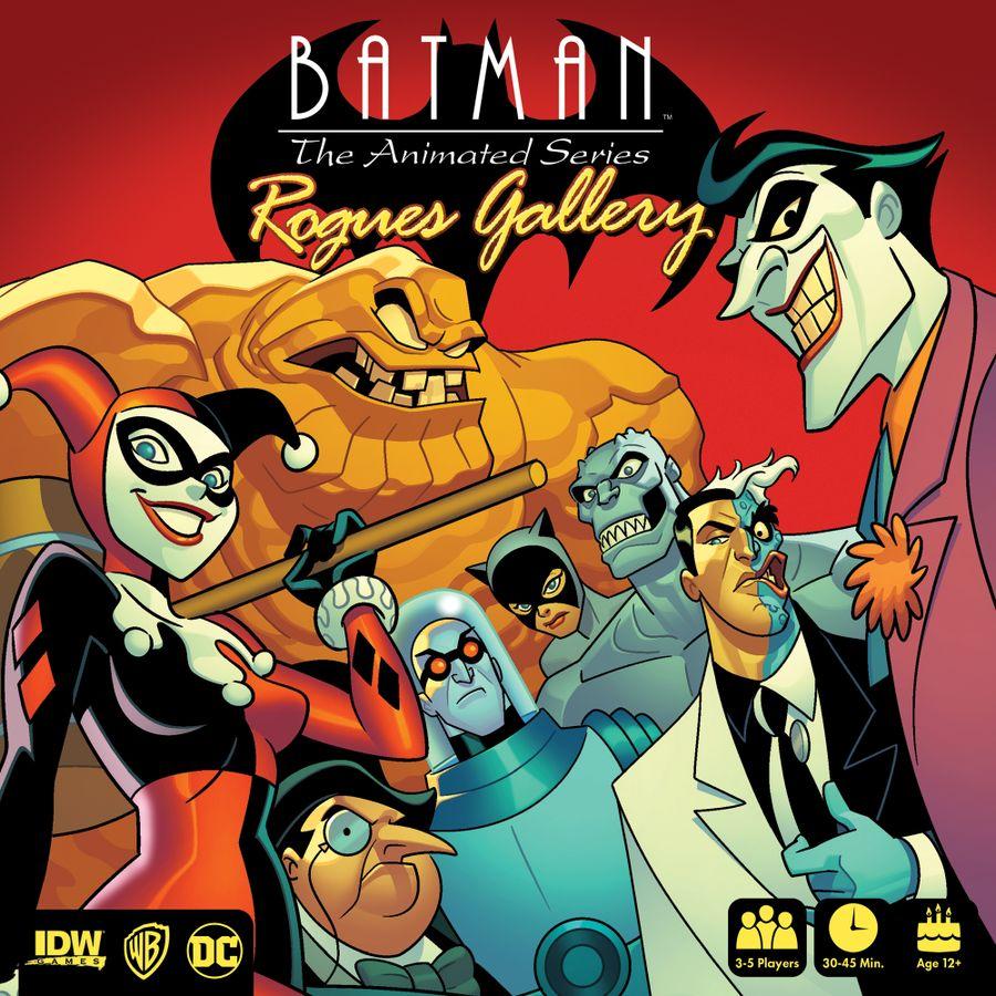 BatmanRoguesGallery