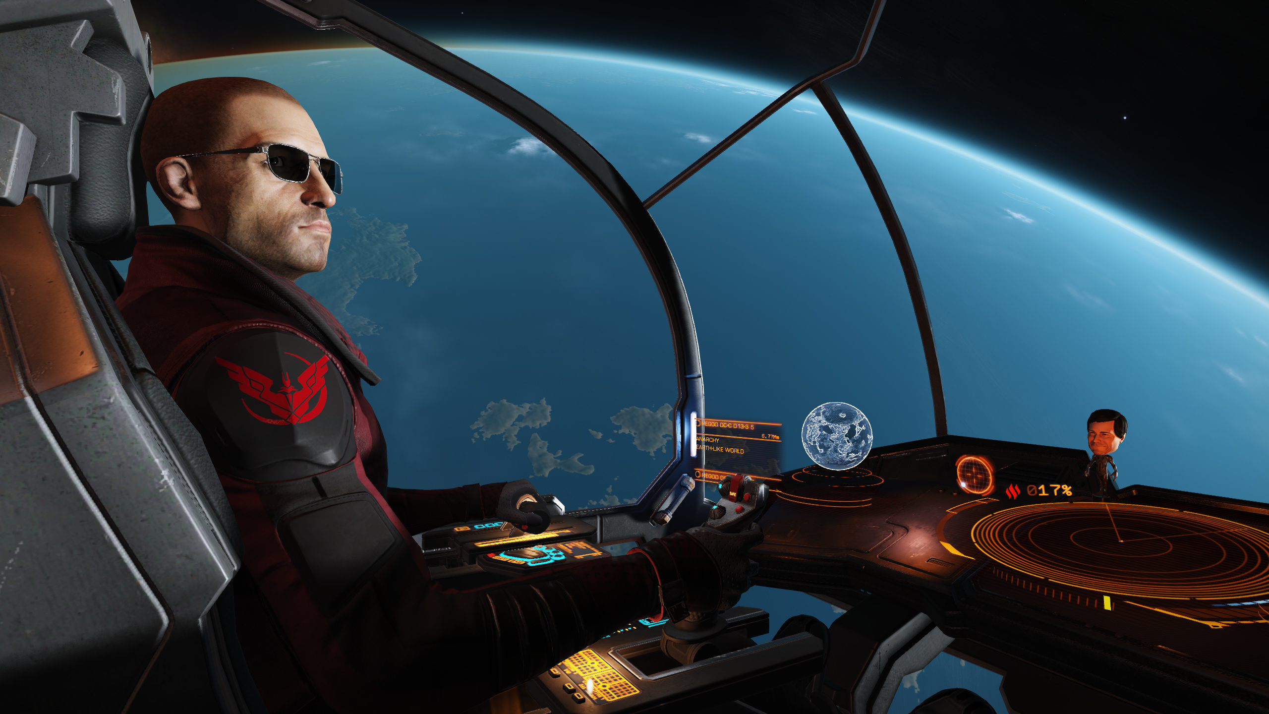 Elite: Dangerous Kickstarter Launched - Games - Quarter To Three Forums
