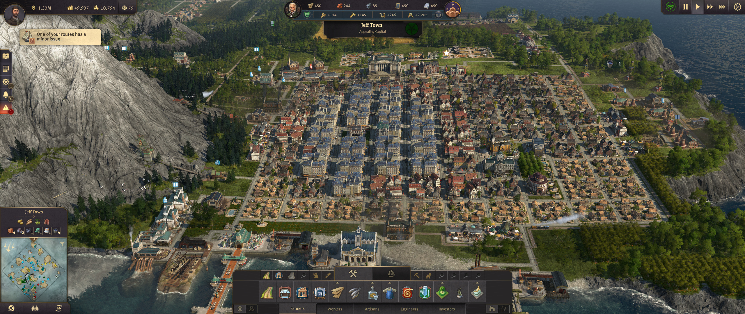 Anno 1404 Efficient Building Layouts.Anno 1800 City Building In The Industrial Revolution Games