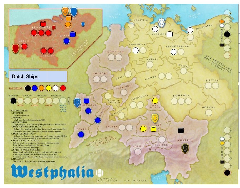 Westphalia D1