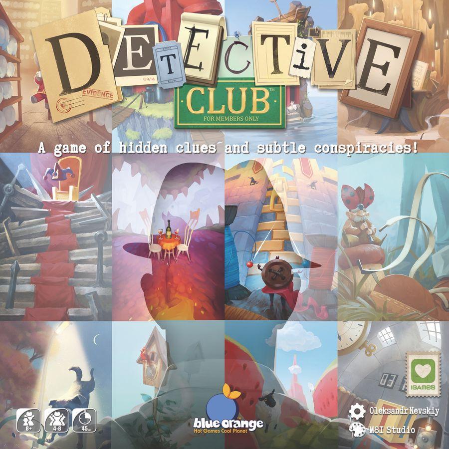 DetectiveClub