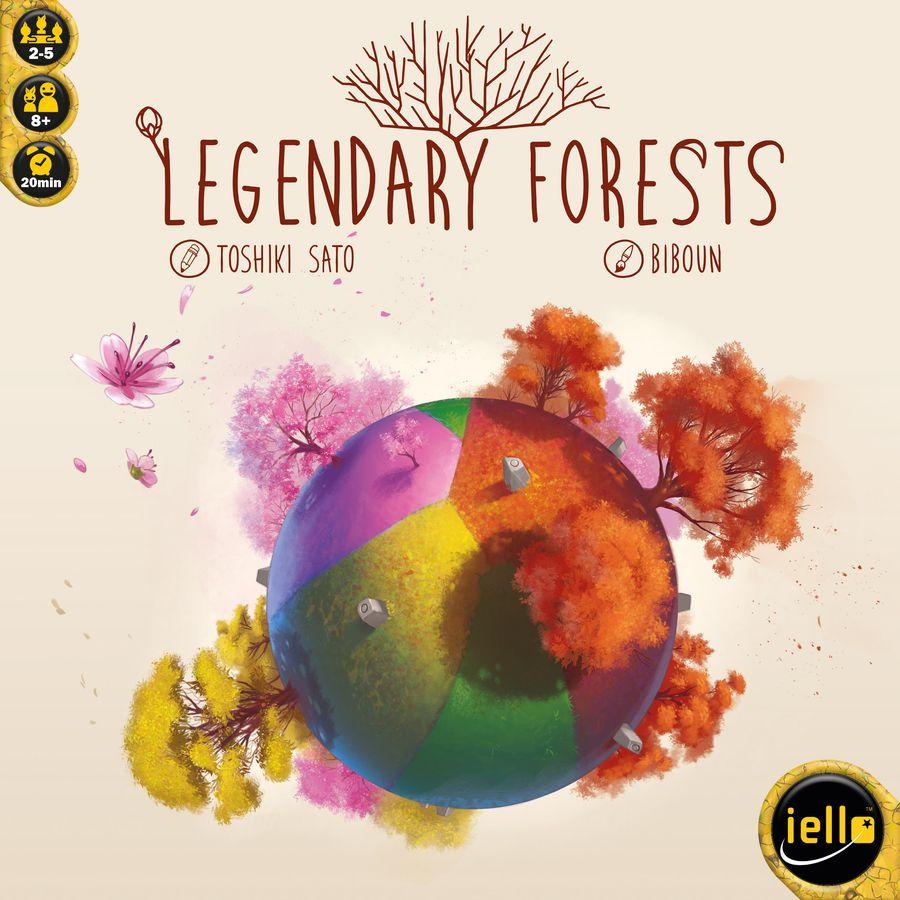 LegendaryForests