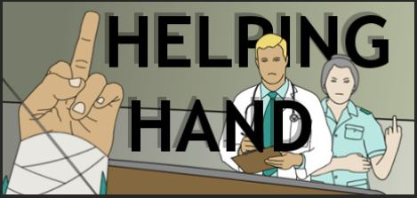 helpinghand
