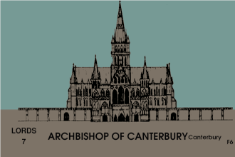 Bishopric-Canterbury