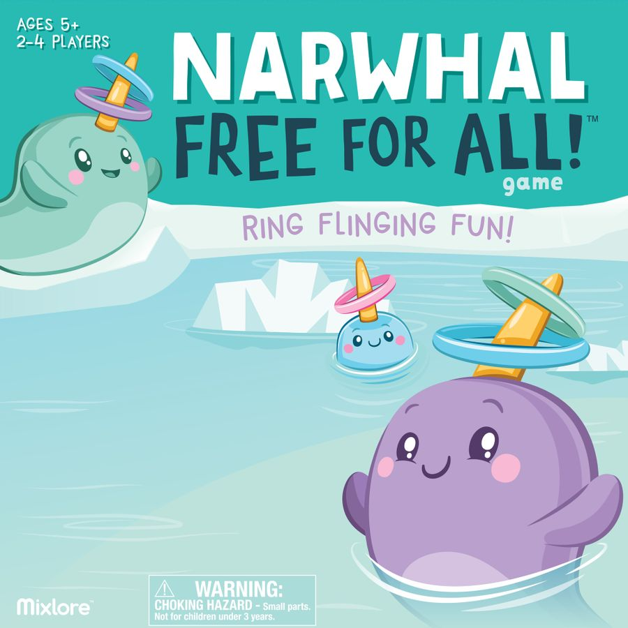 NarwhalFreeForAll