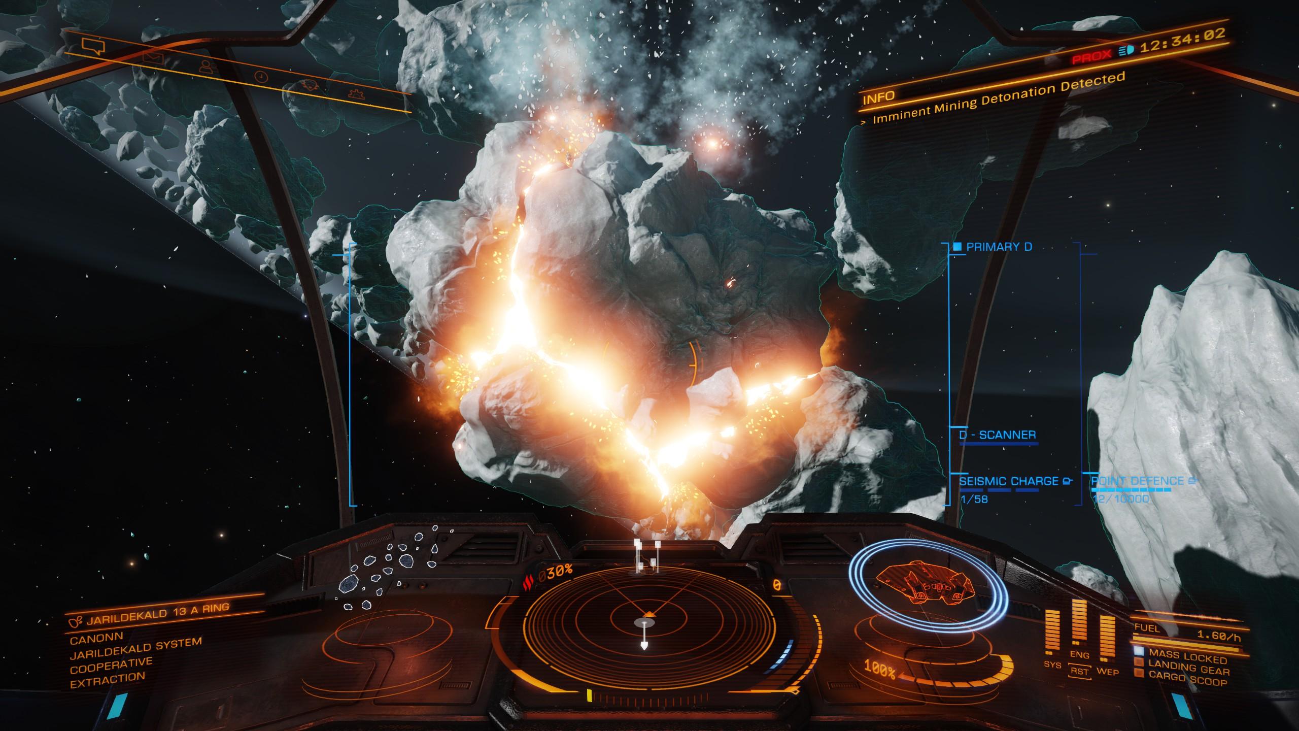 Elite: Dangerous Kickstarter Launched - Games - Quarter To Three Forums
