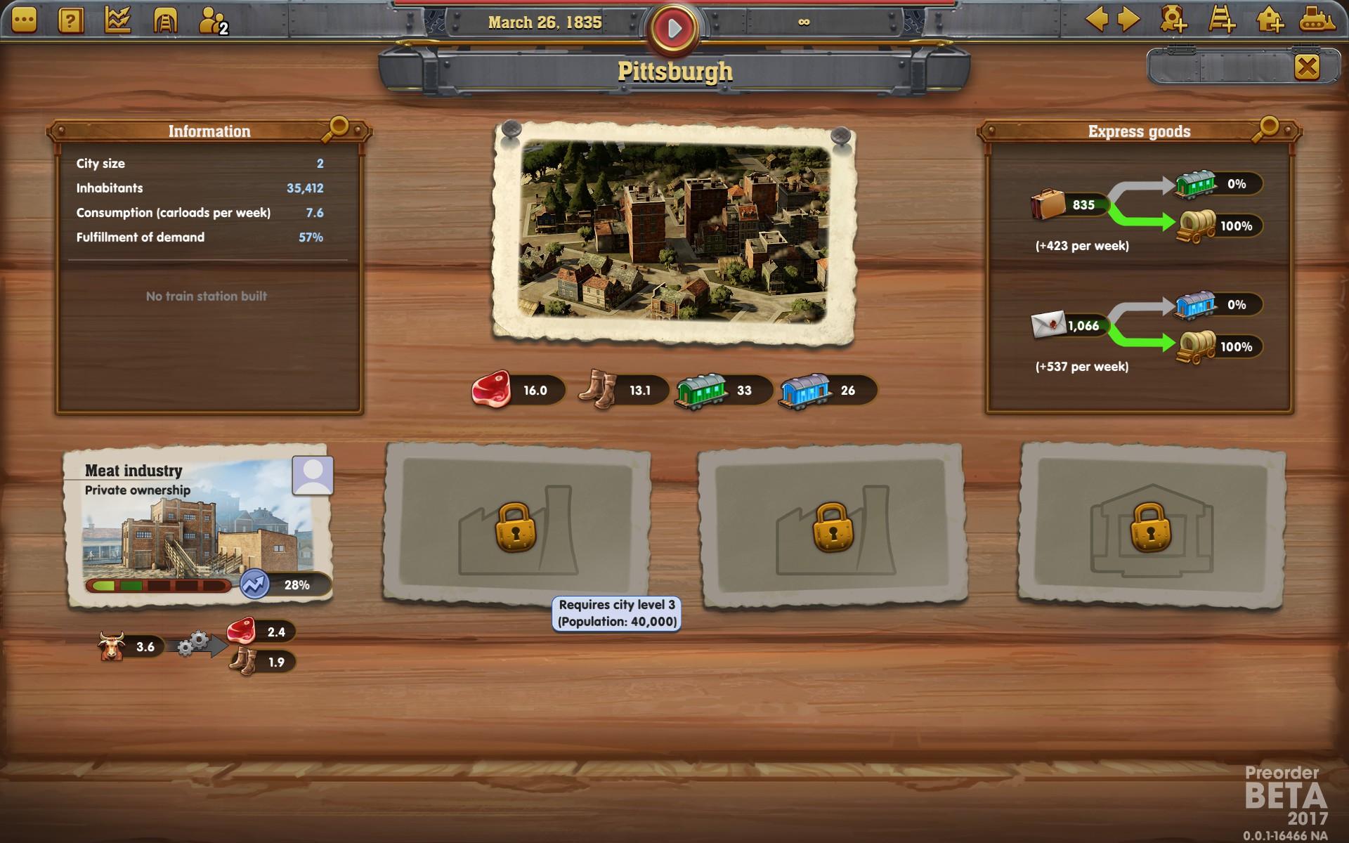 Railway Empire - Railroad Tycoon from Kalypso - Games