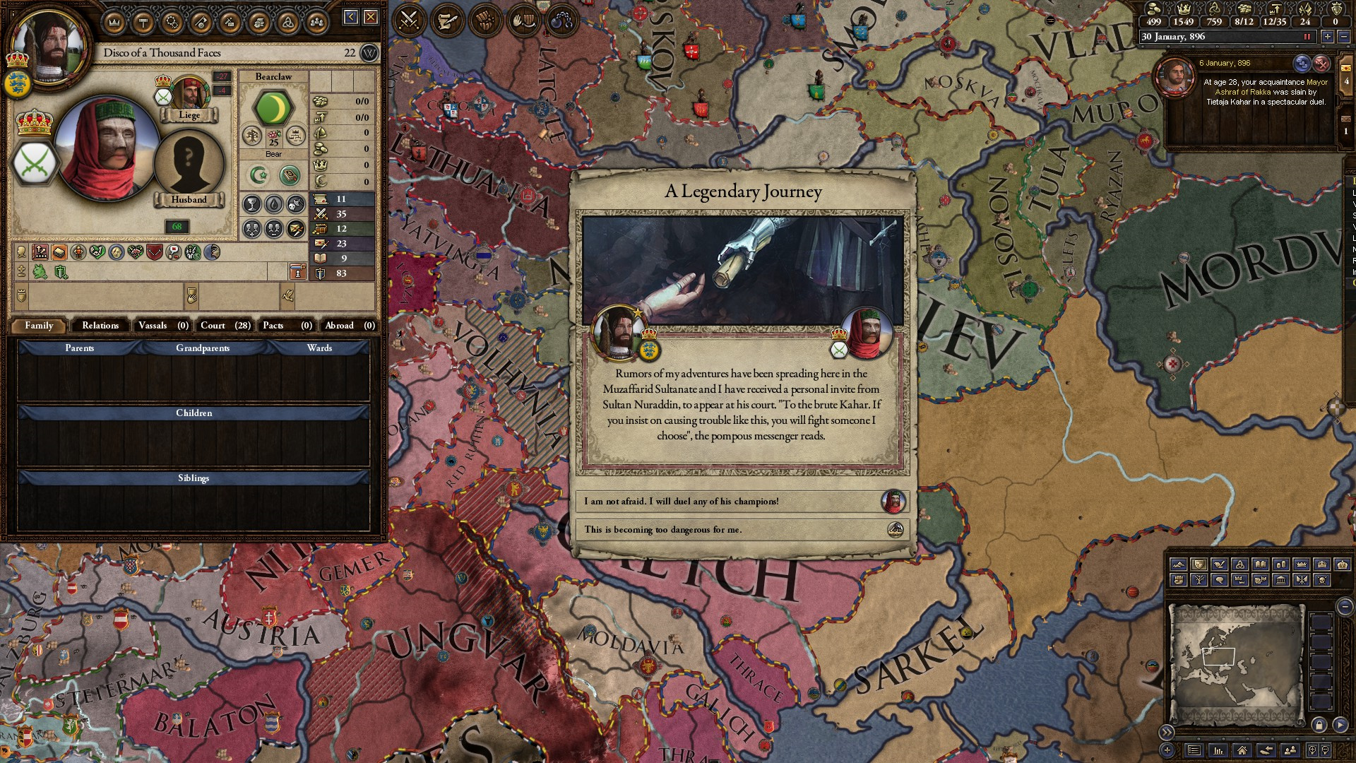 Are you fan enough for Crusader Kings 2? - Games - Quarter To Three