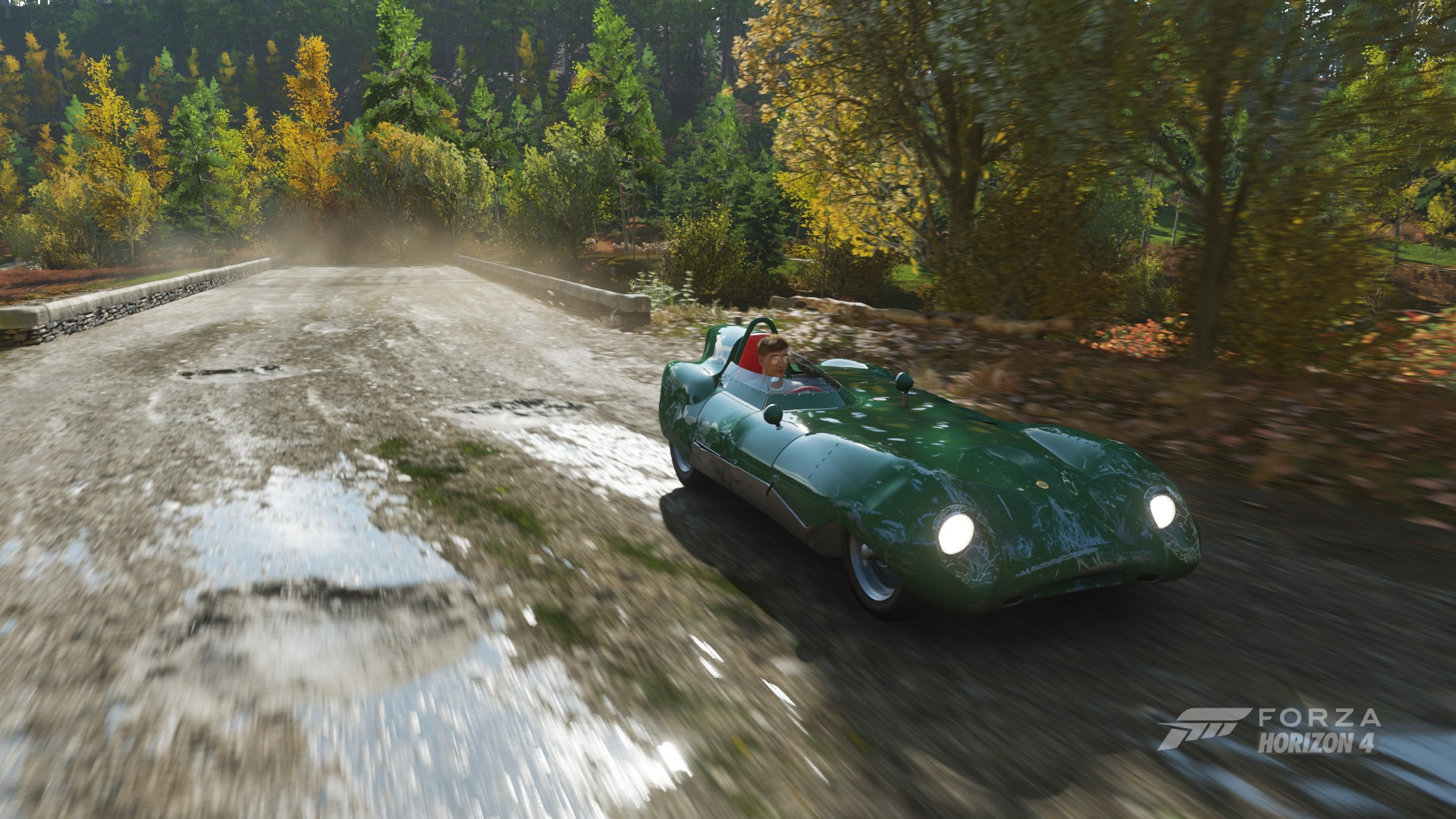 Forza Horizon 4 - CaRPG in the UK - Games - Quarter To Three