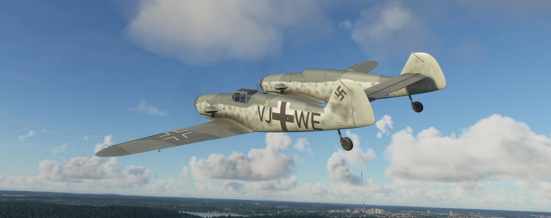 bf-109z-