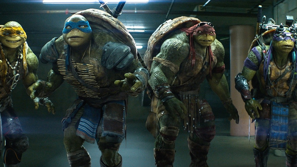 tmnt movie 2007 monsters