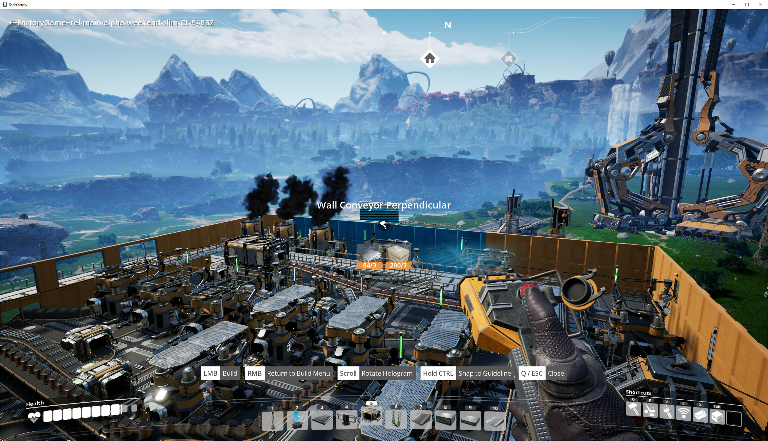 Satisfactory: 3D Factorio by the makers of Sanctum - Games