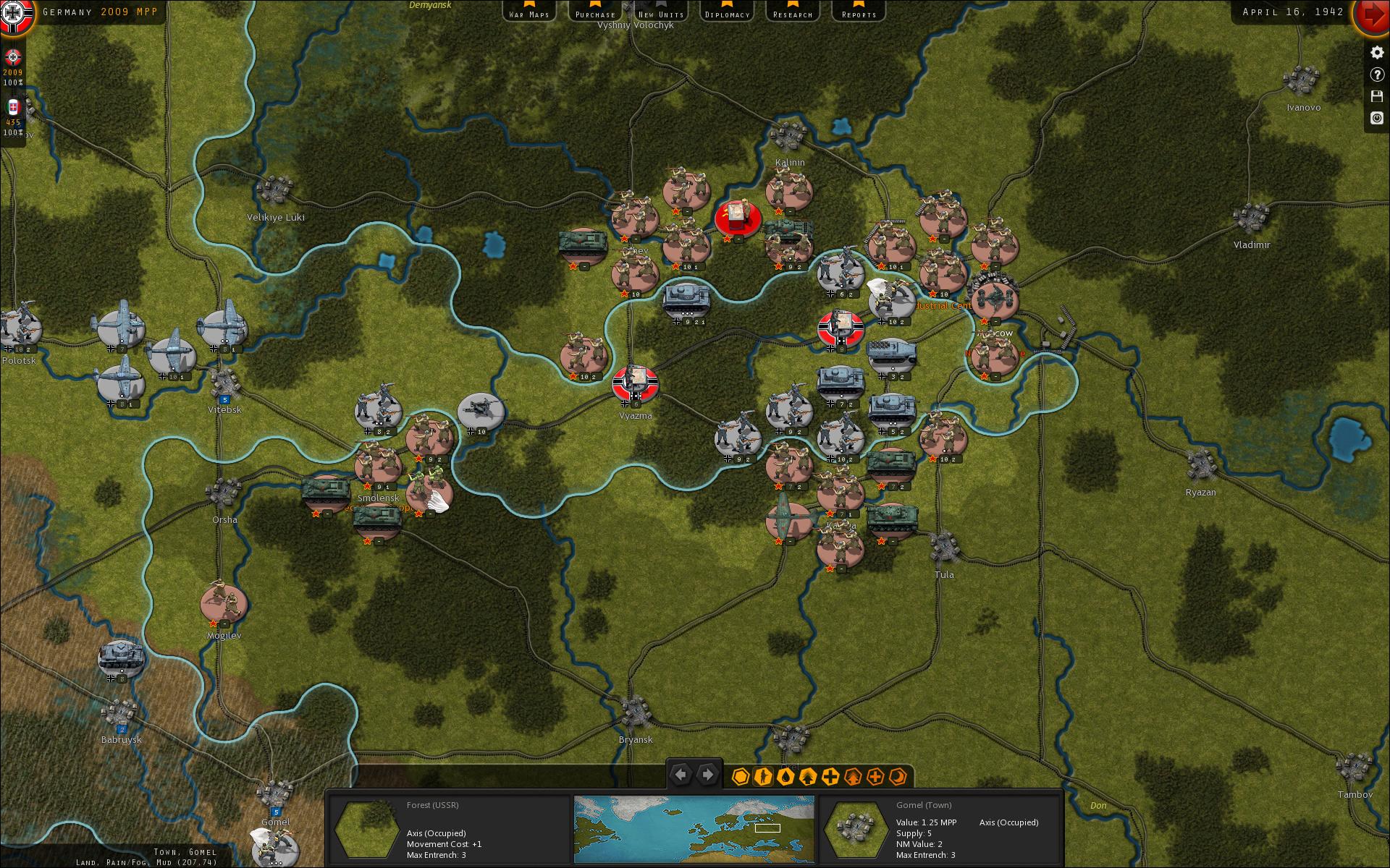 Strategic Command WW2 - War in Europe is amazing (biased