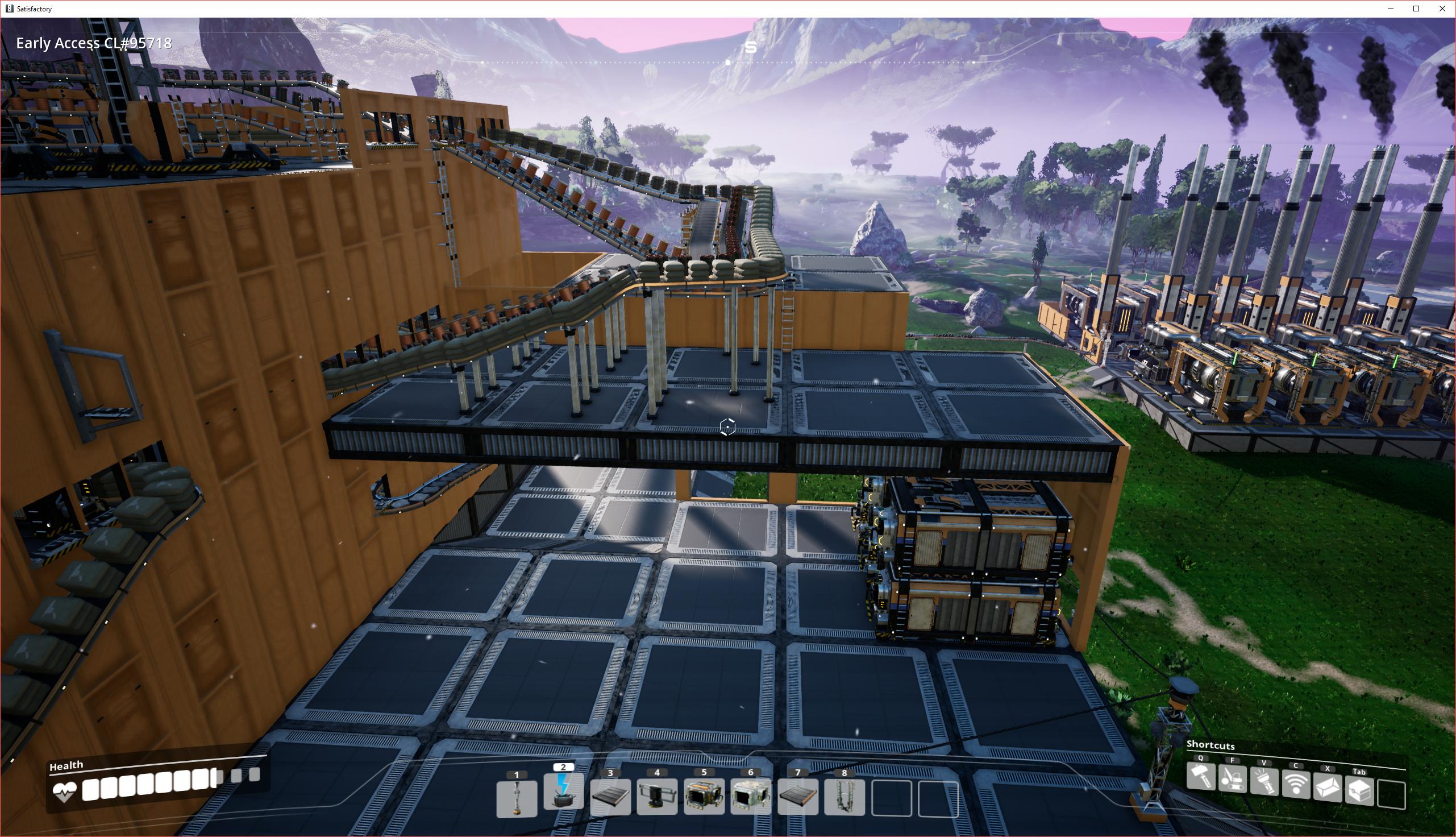 Satisfactory: 3D Factorio by the makers of Sanctum - Games - Quarter