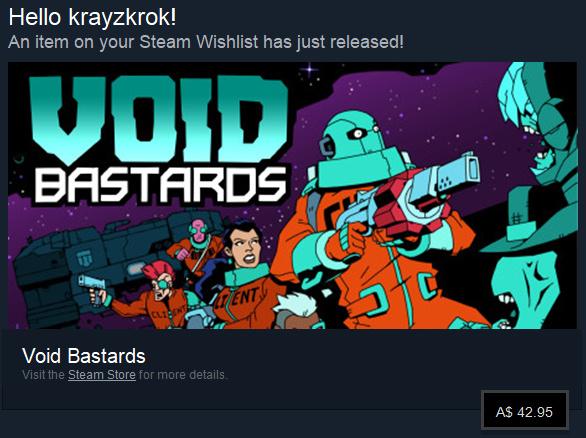 Void Bastards - BioShock/System Shock 2 meets Cryptark - Games