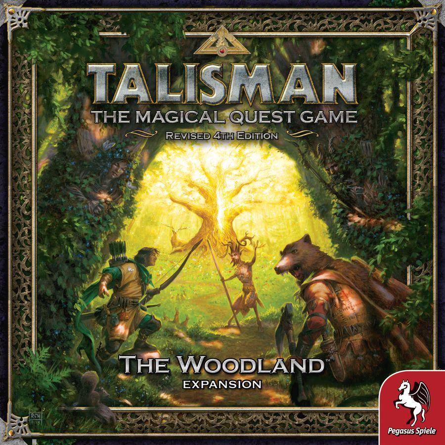 TalismanWoodland