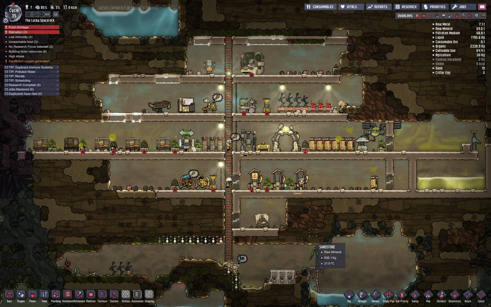 Oxygen Not Included: Klei space colony sim - Games - Quarter To