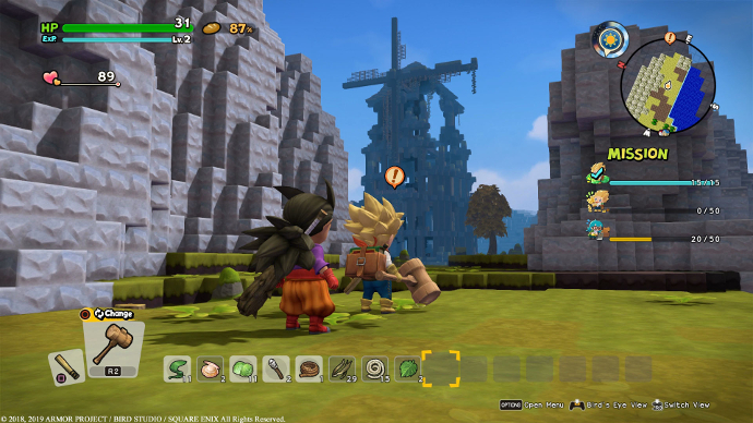 Dragon Quest Builders: The Minecraft JRPG - Games - Quarter