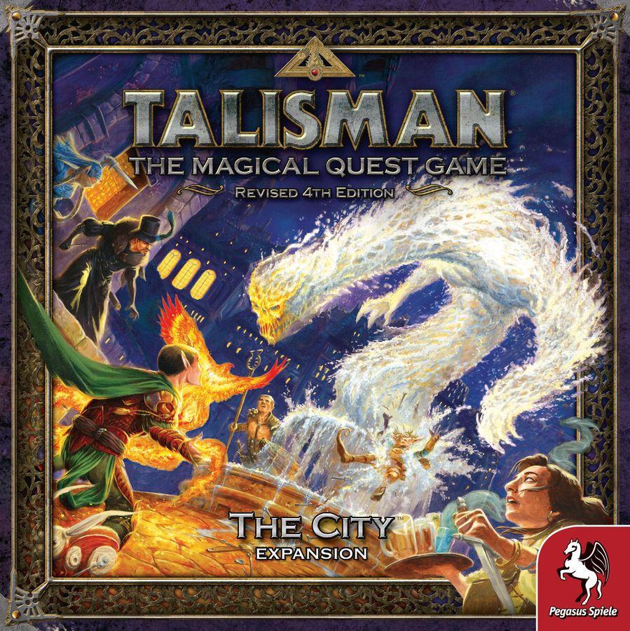 TalismanCity